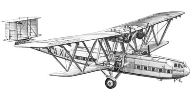 Handley Page HP45