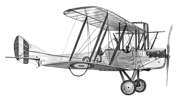 Royal Aircraft Factory B.E.2c